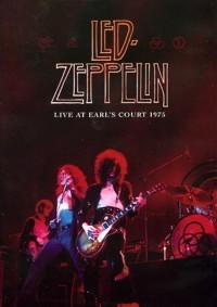 Live At Earl's Court 1975 (DVD IMPORT ZONE 2)