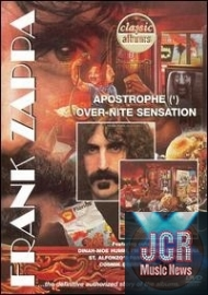 Apostrophe/Over-Nite Sensation (DVD IMPORT ZONE 1)