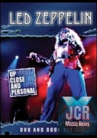 Up Close & Personal (DVD IMPORT ZONE 2 + livre)