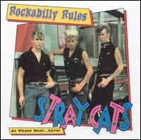 Rockabilly Rules: At Their Best Live (DVD IMPORT ZONE 2 + CD)