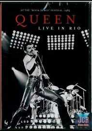 Live In Rio 1985 (DVD IMPORT ZONE 2)