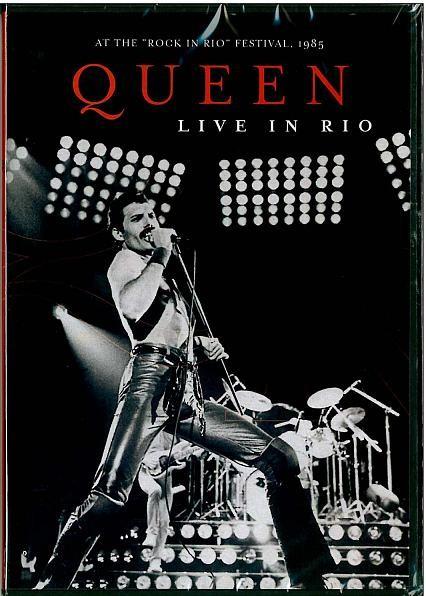 Live In Rio 1985 (DVD IMPORT ZONE 2)