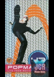 Popmart - Live From Mexico City (2 DVD IMPORT ZONE 2)