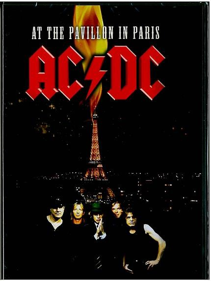 At The Pavillion In Paris 1979 (DVD IMPORT ZONE 2)