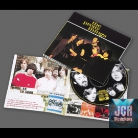 Pretty Things (Digipack + 7 bonus tracks)