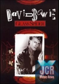 Glass Spider (DVD IMPORT ZONE 2 )