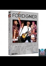 Alive & Rockin' (DVD IMPORT ZONE 2 + CD)