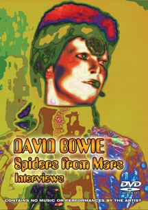 Spiders From Mars (DVD IMPORT ZONE 2)