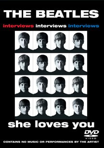 She Loves You (DVD IMPORT ZONE 2)
