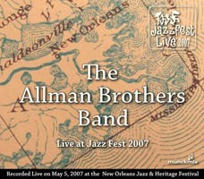 New Orleans Jazz Festival May 5, 2007 (2 CD)
