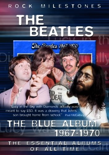 The Blue Album 1967*1970 (DVD IMPORT ZONE 2)