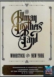 In Woodstock & New York (DVD IMPORT ZONE 2)