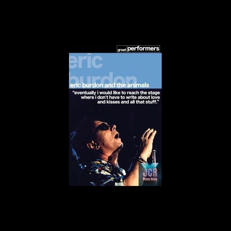 dfd961f2f4a08 ERIC BURDON - Eric Burdon   The Animals (DVD IMPORT ZONE 2 ...