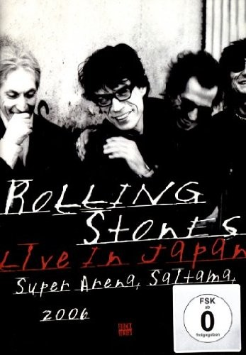 Saintama Super Arena, April 2.2006*Japan (DVD IMPORT ZONE 2)