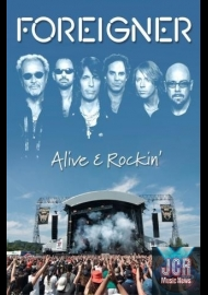 Alive And Rockin' (DVD IMPORT ZONE 2)