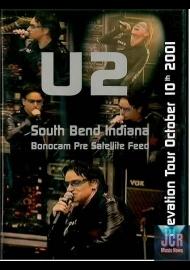 Elevation Tour 2001 (DVD IMPORT ZONE 2)