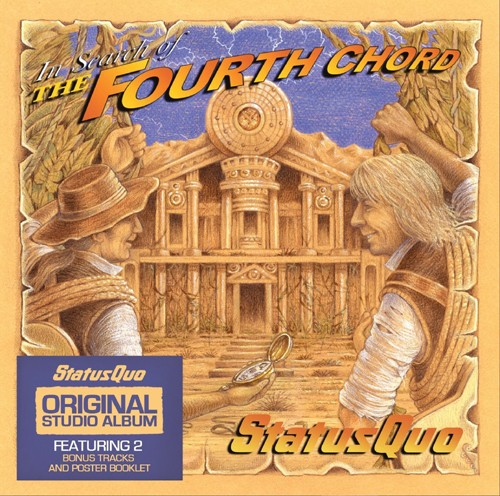 In Search of the Fourth Chord-Plus
