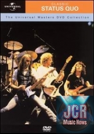 Classic Quo - Universal Masters (DVD IMPORT ZONE 2)