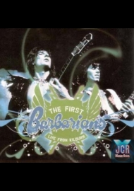 The First Barbarians - Live From Kilburn (DVD IMPORT ZONE 2 + CD)
