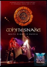 White Night In Russia Live 1994 (DVD IMPORT ZONE 2)