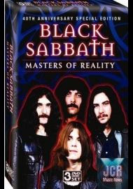 Masters Of Reality (3 DVD IMPORT ZONE 2)