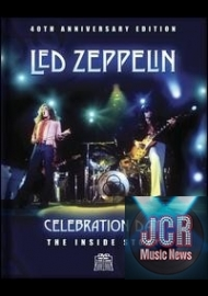 Celebration Day - 40th Anniversary Edition (DVD IMPORT ZONE 2 + livre)