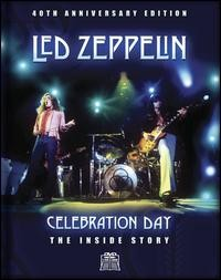 Celebration Day - 40th Anniversary Edition (DVD IMPORT ZONE 2 + livre)