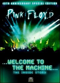 Welcome To The Machine (2 DVD IMPORT ZONE 2 + livre)