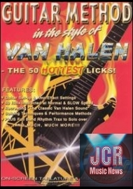 Guitar Method: In the Style of Van Halen II (DVD IMPORT ZONE 1)