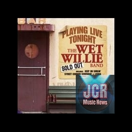 Playing Live Tonight: The Wet Willie Band