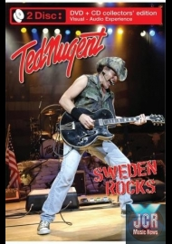 Sweden Rocks (DVD IMPORT ZONE 2 + CD)