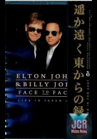 & Billy Joel - Face To Face - Live In Japan 1998 (DVD IMPORT ZONE 2)