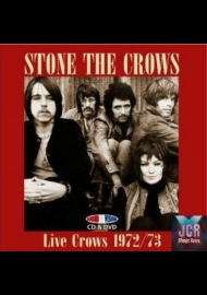 Live Crows 1972 / 73 (CD & DVD IMPORT ZONE 2)