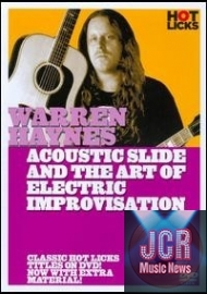 Acoustic Slide and the art of Electric Improvisation (DVD IMPORT ZONE 1)