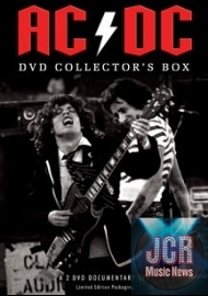 DVD Collector's Box Unauthorized (2 DVD IMPORT ZONE 2)
