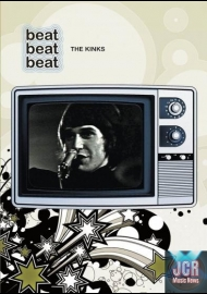 Beat, Beat, Beat - The Kinks (DVD IMPORT ZONE 2)