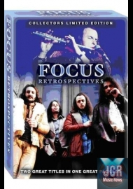 Retrospectives (2 DVD IMPORT ZONE 2 & CD & Book)