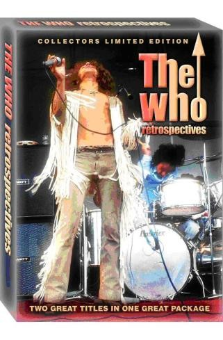 Retrospectives (DVD IMPORT ZONE 2 & CD & Book)