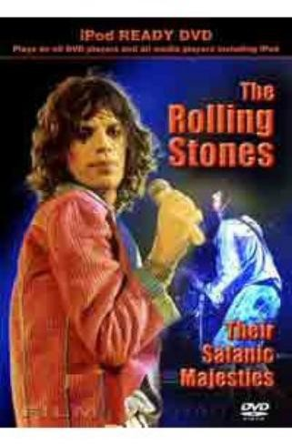 Their Satanic Majesties (DVD IMPORT ZONE 2)