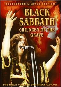 Children Of The Grave (2 DVD IMPORT ZONE 2 & Book)