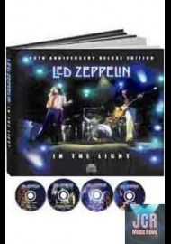 In The Light (4 DVD IMPORT ZONE 2 & Book)