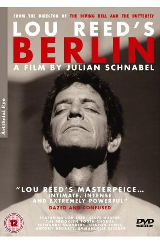 Lou Reed's Berlin Live 2006 (DVD IMPORT ZONE 2)