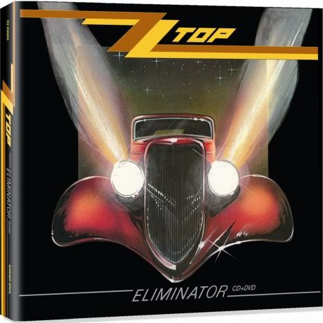 Eliminator (DVD IMPORT ZONE 2 + CD Collector's Edition)