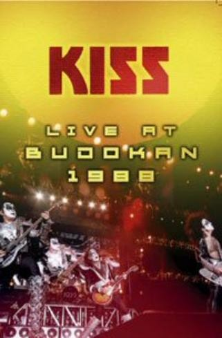 Live At The Budokan - 1988 (DVD IMPORT ZONE 2)