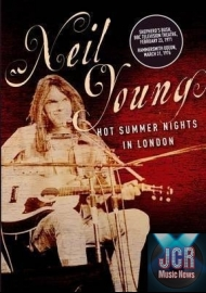 Hot Summer Nights in London (DVD IMPORT ZONE 2)