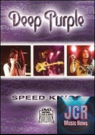 Speed Kings (DVD IMPORT ZONE 2 + livre)