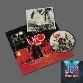 UFO Live (Digipack + 1 bonus track)