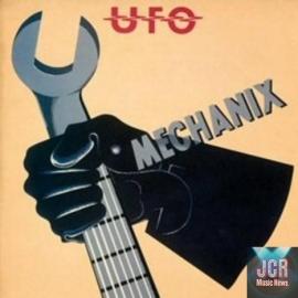 Mechanix (remastérisé + 4 bonus tracks)