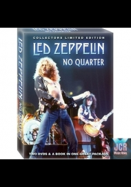 No Quarter - Collectors Box Set (2 DVD IMPORT ZONE 2 + livre)