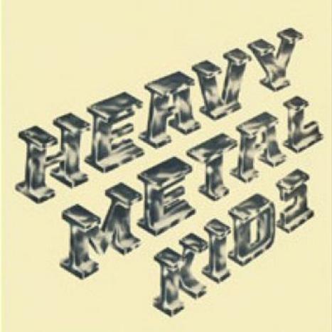 Heavy Metal Kids(+ 1 bonus track)